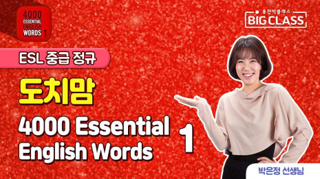 도치맘 4000 Basic English Words 10월