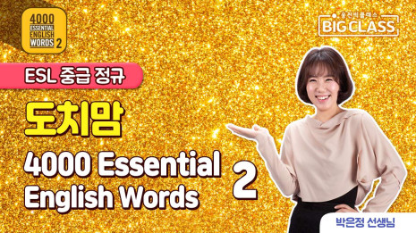 도치맘 4000 Basic English Words 11월