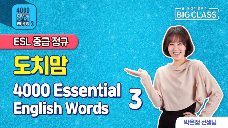 도치맘 4000 Basic English Words 12월